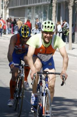 II Trofeo Tritón de duatlón